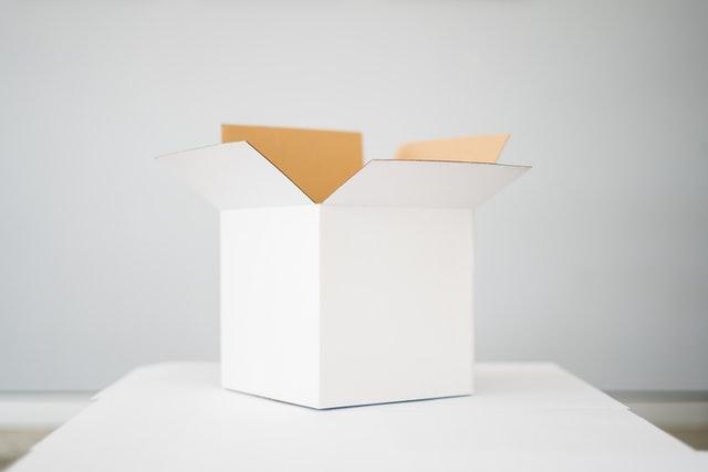 fefco dozen kartonnen vouwdozen onbedrukt wit